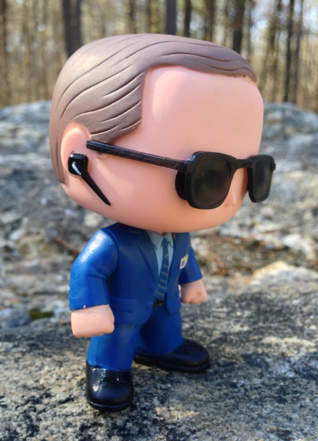 Funko Agent Coulson POP! Vinyls Bobblehead Headset