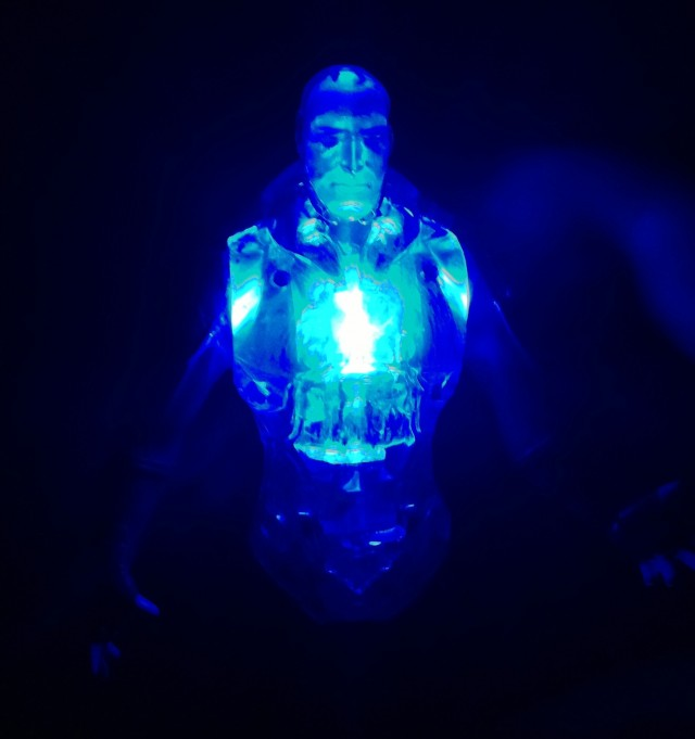 Hasbro Light-Up Electro Power-Charged Figure Amazing Spider-Man 2