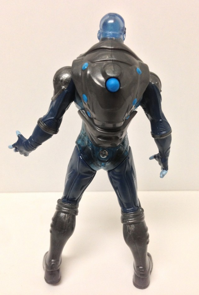 "Amazing Spider-Man Electro Figure Back Hasbro 4"" Spider Strike"