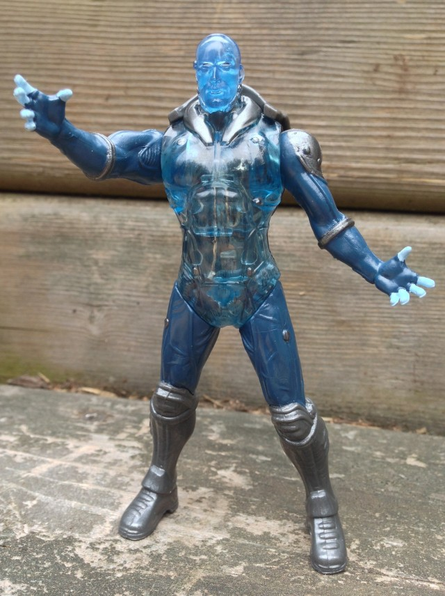 "Amazing Spider-Man 2 Spider Strike Super Charged Electro 4"" Figure"
