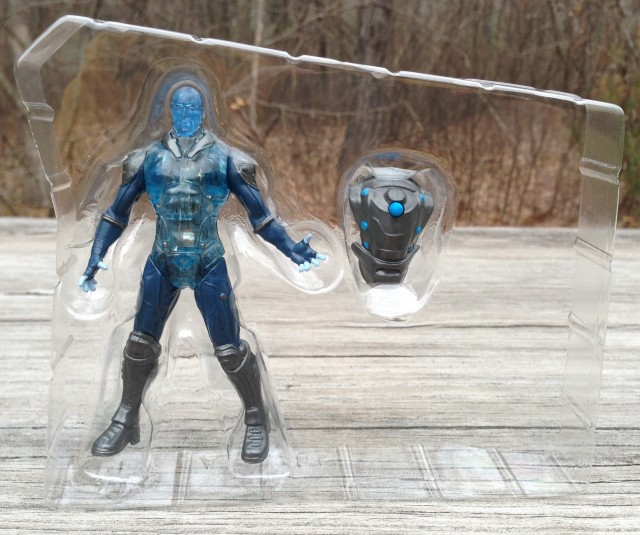 Amazing Spider-Man 2 Spider Strike Electro with Backup Hasbro Action Figure