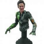 Amazing Spider-Man 2 Green Goblin & Spidey Movie Busts!