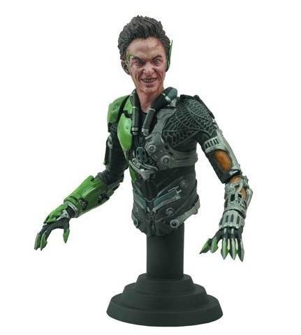 Amazing Spider-Man 2 Green Goblin Mini Bust Diamond Select ToysSpiderman Hot Toys Green Goblin