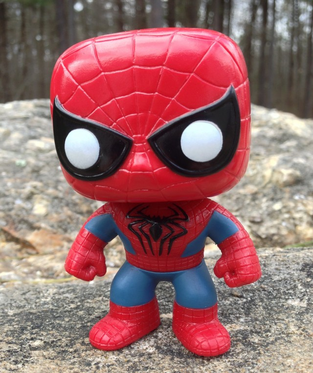 Funko Amazing Spider Man 2 Amp Electro Pop Vinyls Review