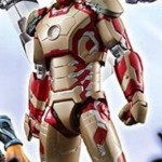 SH Figuarts Iron Man Mark 42 Figure Revealed by Bandai!