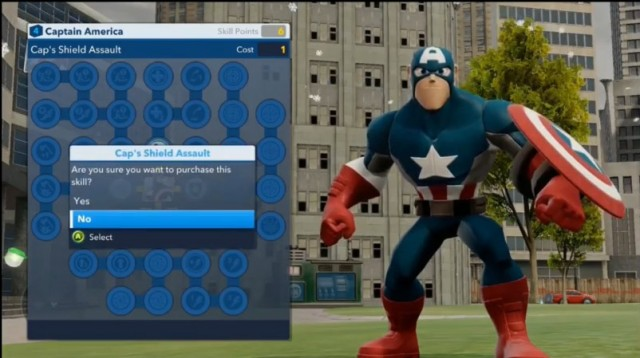 [GAMES][Tópico Oficial] Disney Infinity 2.0 - Originals Disney-Infinity-Marvel-Superheroes-Captain-America-Attributes-Screenshot-640x358