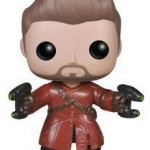 Exclusive Unmasked Star Lord Funko POP Vinyl Pre-Order!
