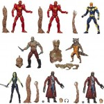 Guardians of the Galaxy Marvel Legends Case Ratios Analysis