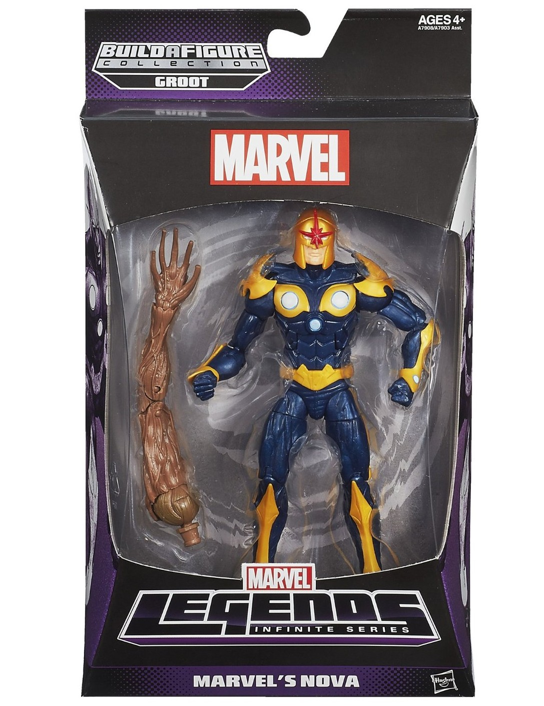 Marvel legends guardians of the galaxy up for pre order for Galaxy toys