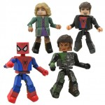 Amazing Spider-Man 2 Minimates Revealed & Pre-Order