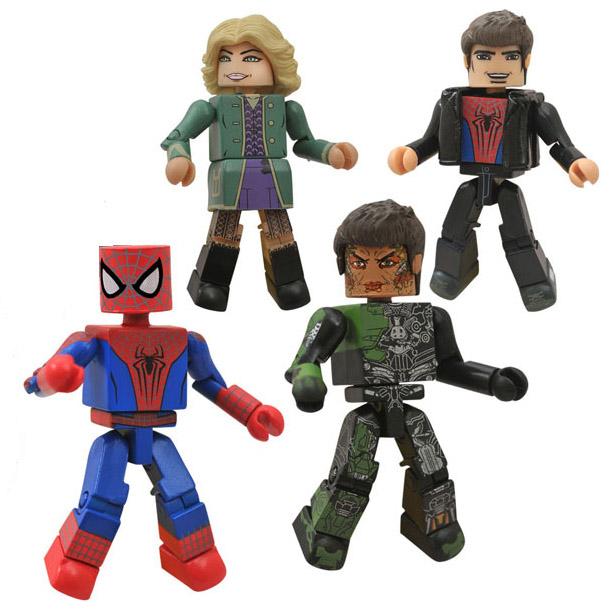 Marvel Minimates Series 2 Spider-Man