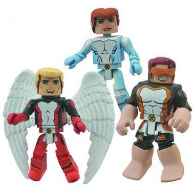 Marvel Minimates Series 59 All New X-Men Beast /& Angel