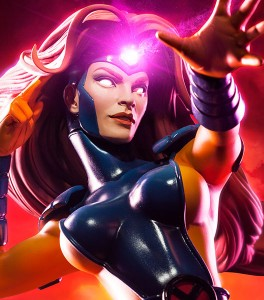 Sideshow Jean Grey Premium Format Statue Revealed and Photos