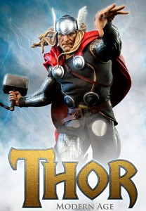 Sideshow Thor Modern Age Premium Format Figure