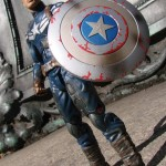 Marvel Select Unmasked Captain America Revealed & Photos