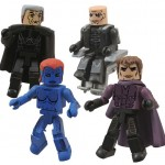 X-Men Days of Future Past Minimates Figures Revealed!