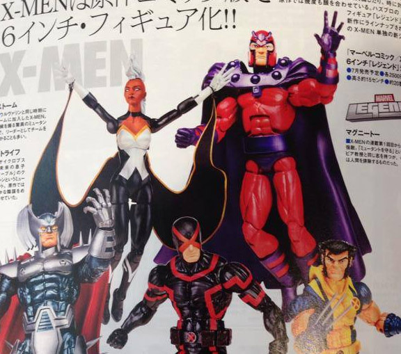[Hasbro] Marvel Legends | X-Men 2014 revelados 2014-Marvel-Legends-X-Men-Storm-Magneto-Action-Figures