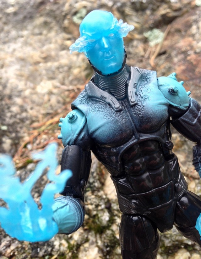 Marvel Legends Amazing Spider-Man 2 Electro Review