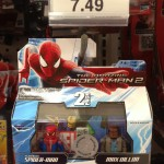 Amazing Spider-Man 2 Minimates Exclusives Released & Photos