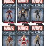 Marvel Infinite Series Wave 3 Photos! Cyclops Valkyrie Ant Man!