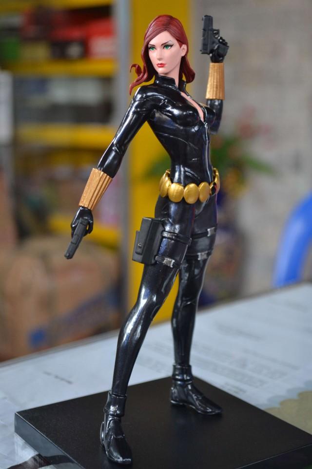 Black Widow ArtFX+ Statue Kotobukiya Avengers 2014