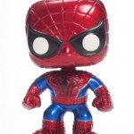 Funko Metallic Amazing Spider-Man 2 POP Vinyl Exclusive!