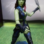 Guardians of the Galaxy Marvel Legends Gamora Photos Review