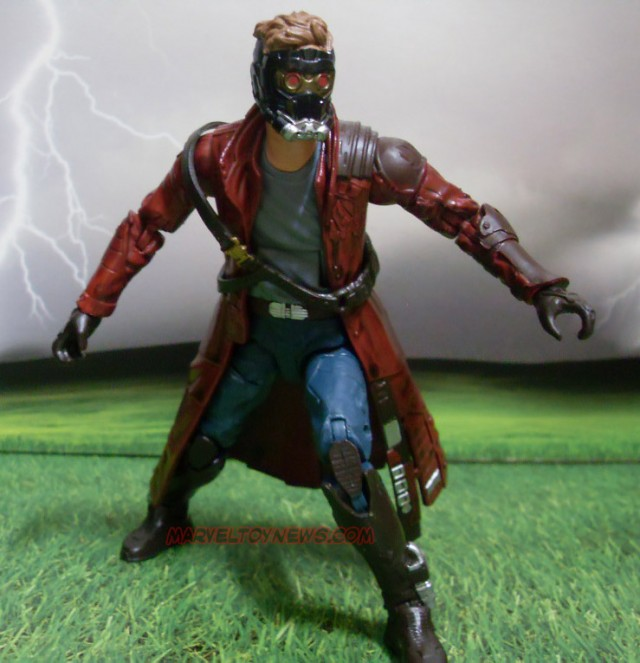 Hasbro Marvel Legends Guardians of the Galaxy Starlord Action Figure 2014