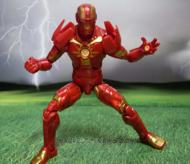 Hasbro Marvel Legends Marvel Now Iron Man Guardians of the Galaxy Figure