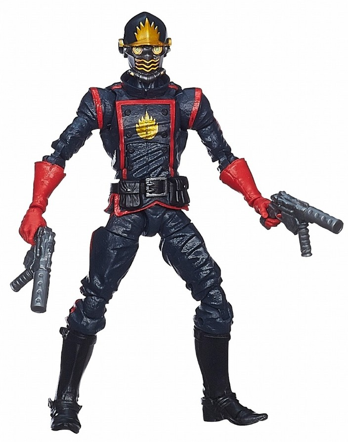 Lego Marvel Star Lord Marvel Legends Star Lord