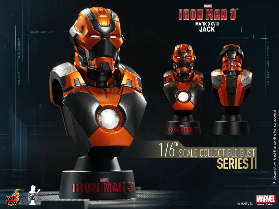 The gallery for --> Iron Man Mark 27 Disco