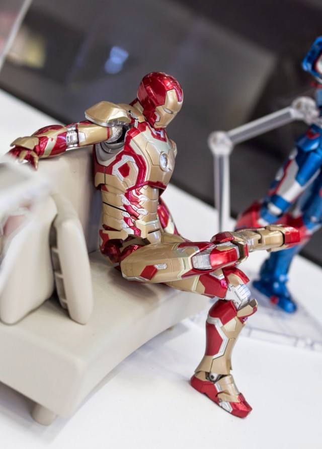 Iron Man Mark XLII SH Figuarts Figure Bandai 2014 Summer Collection Photo