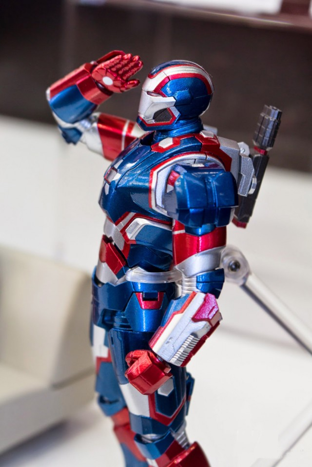 Iron Patriot SH Figuarts Bandai Tamashii Nations Summer 2014 Collection Figure
