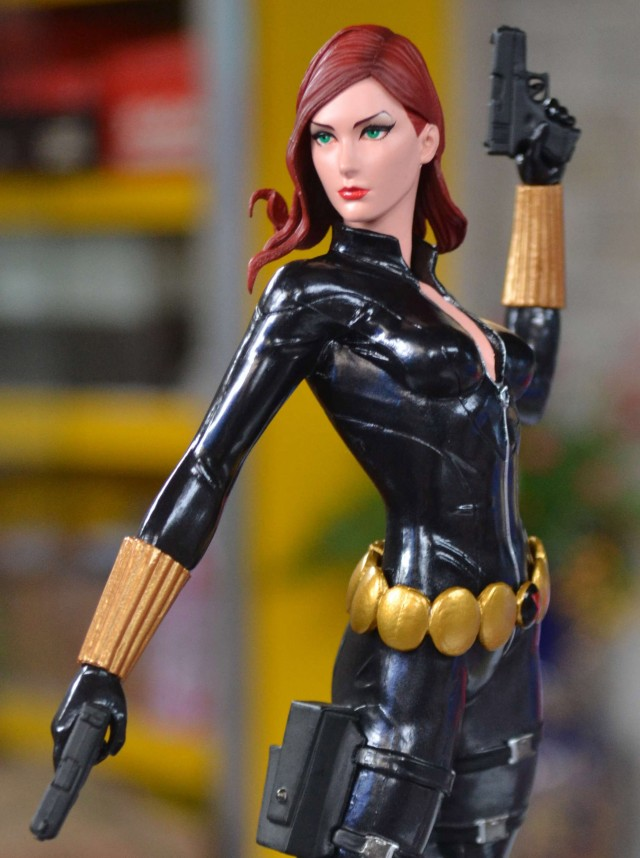 Kotobukiya ArtFX+ Black Widow Statue Released