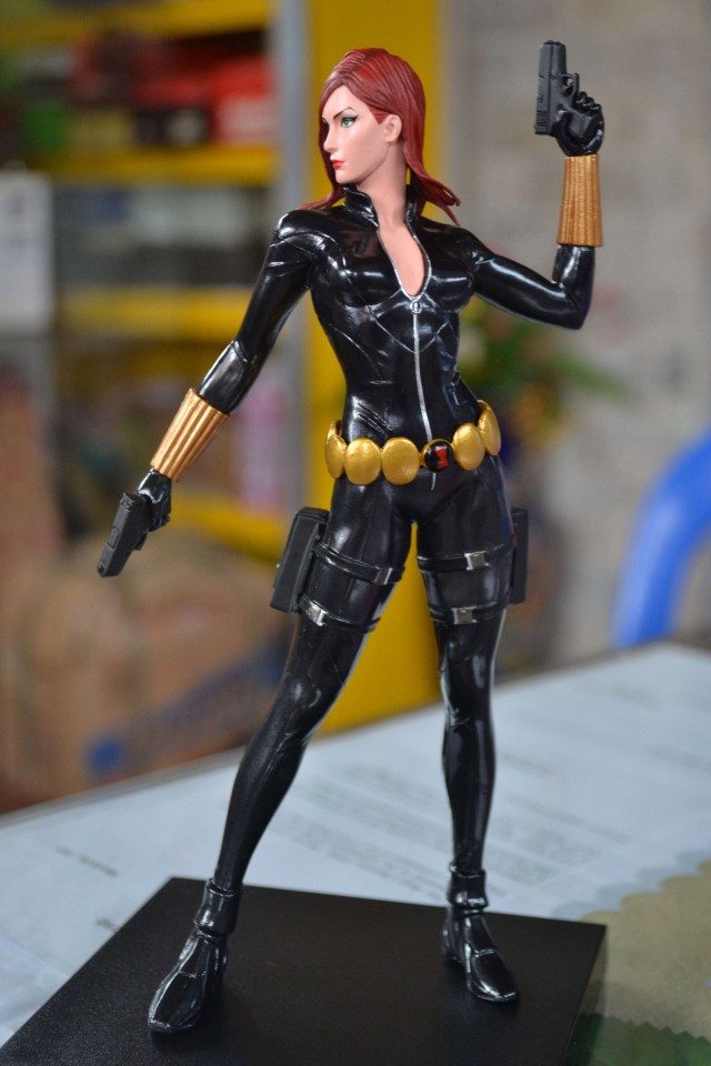 Kotobukiya Marvel NOW! Black Widow Figure ArtFX+ Statue