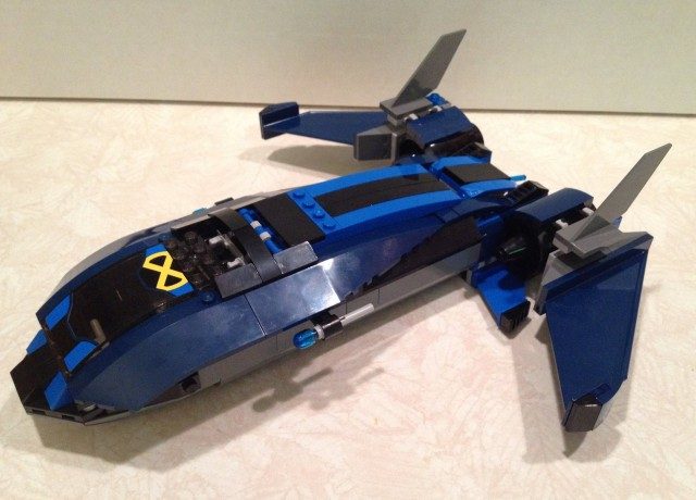 LEGO X-Men Blackbird Jet Vehicle