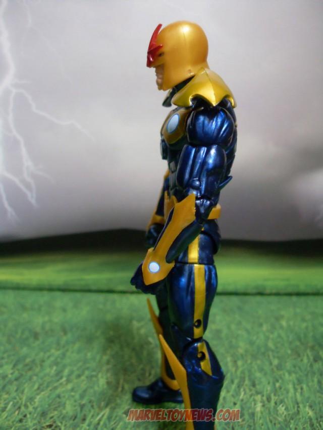 Marvel Legends 2014 Nova Hasbro Six Inch Figure