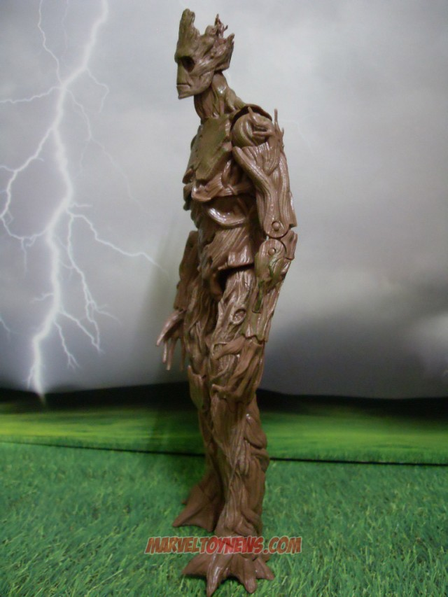 "Marvel Legends Groot Build-A-Figure Side View 9"" Inch Figure"