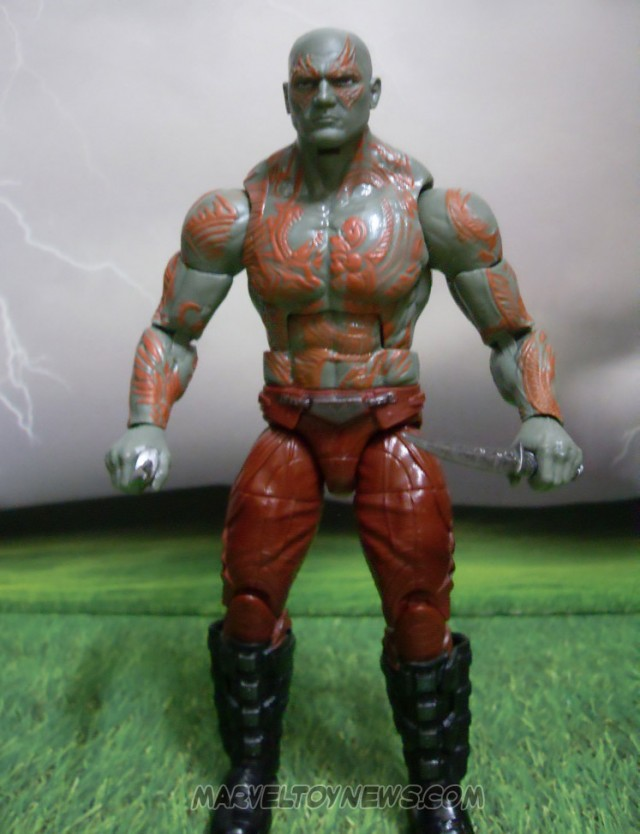 Marvel Legends Guardians of the Galaxy Drax the Destroyer Figure