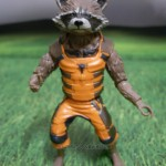 Guardians of the Galaxy Marvel Legends Rocket Raccoon Photos Review