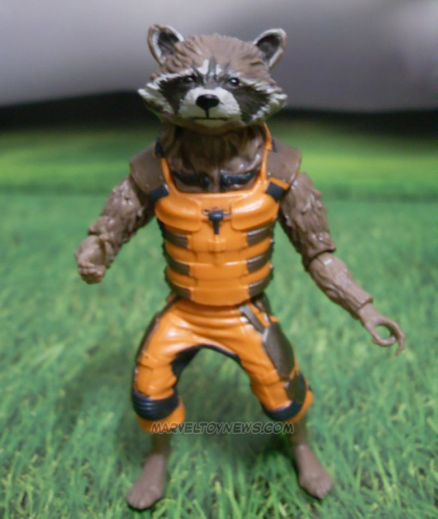 Marvel Legends Rocket Raccoon Hasbro Figure Guardians of the Galaxy