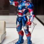 SH Figuarts Iron Patriot & Iron Man Mark 42 Figures Photos