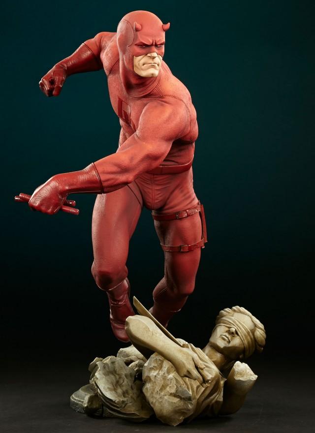 Sideshow Daredevil Premium Format Figure Statue