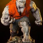 Sideshow Grey Hulk Premium Format Figure Photos & Order Info