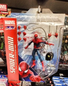 Marvel Select Amazing Spider-Man 2 Figure Released