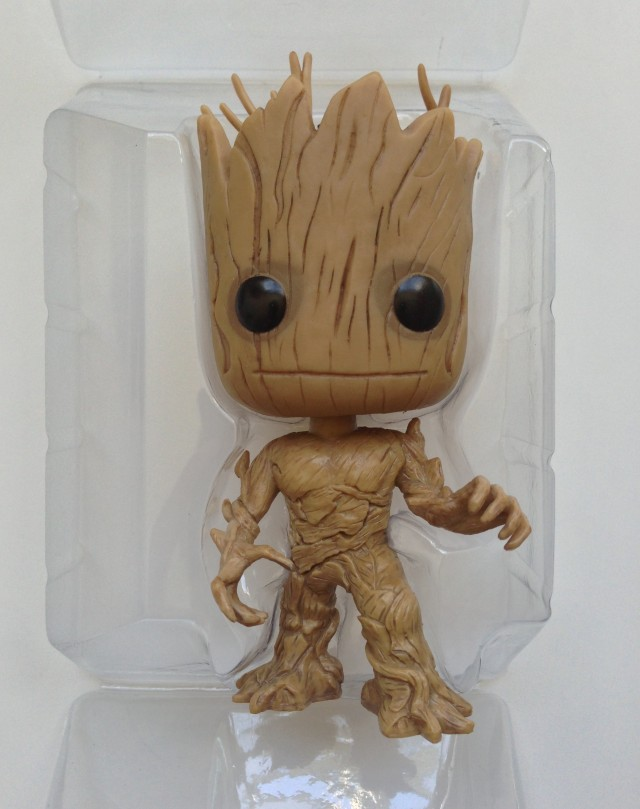Funko Groot POP! Vinyl in Packaging
