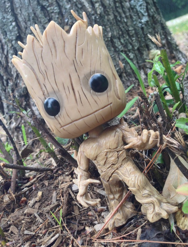 Funko GOTG Groot POP! Vinyl Figure Review