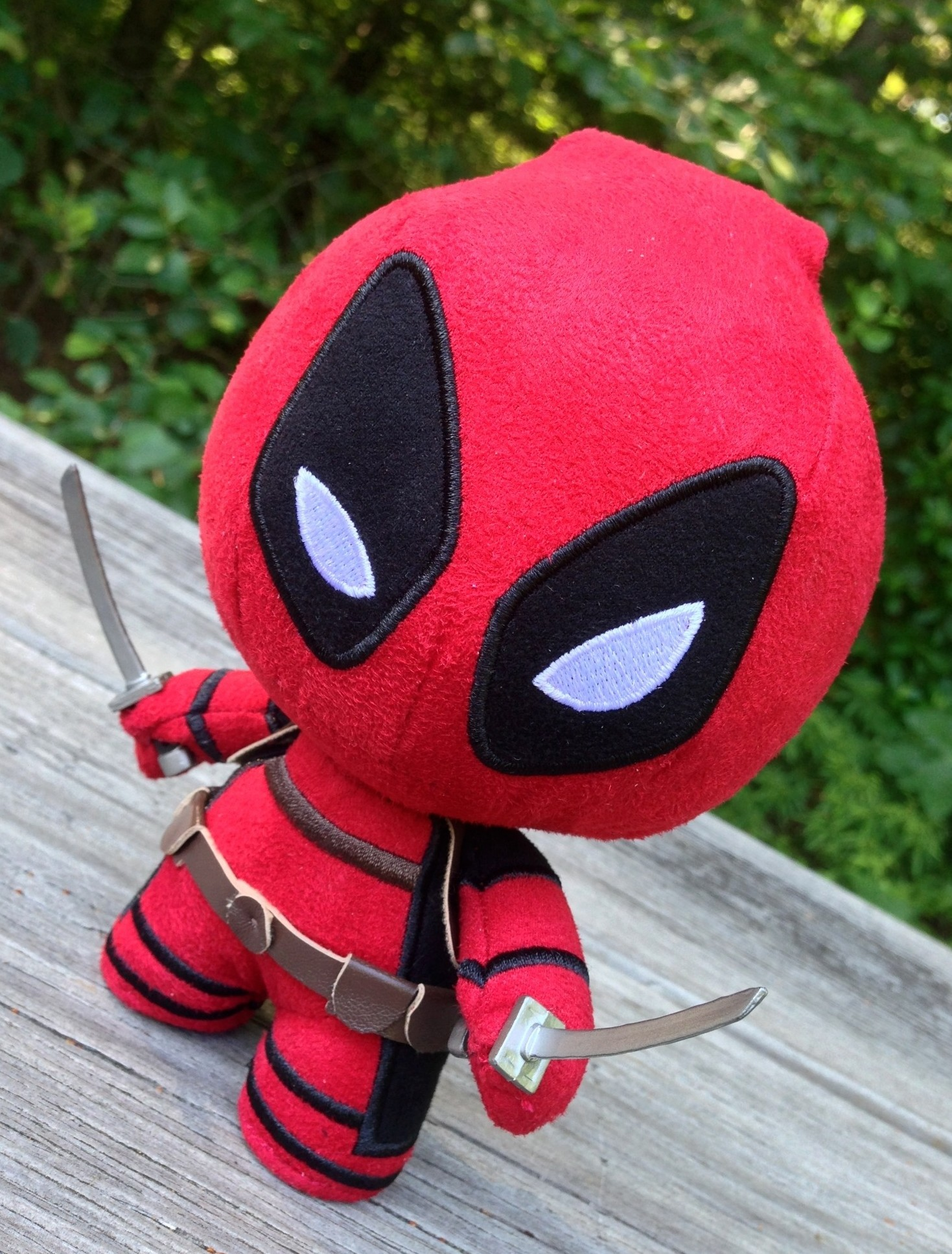 Marvel Funko Fabrikations Deadpool Review   Photos - Marvel Toy News 88ea4aaf47a