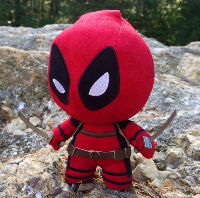 Deadpool Marvel Fabrikations #5 Funko Soft Sculpture Plush Figure