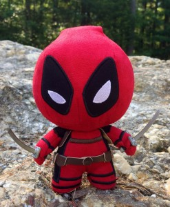 Funko Fabrikation Deadpool Figure with Swords